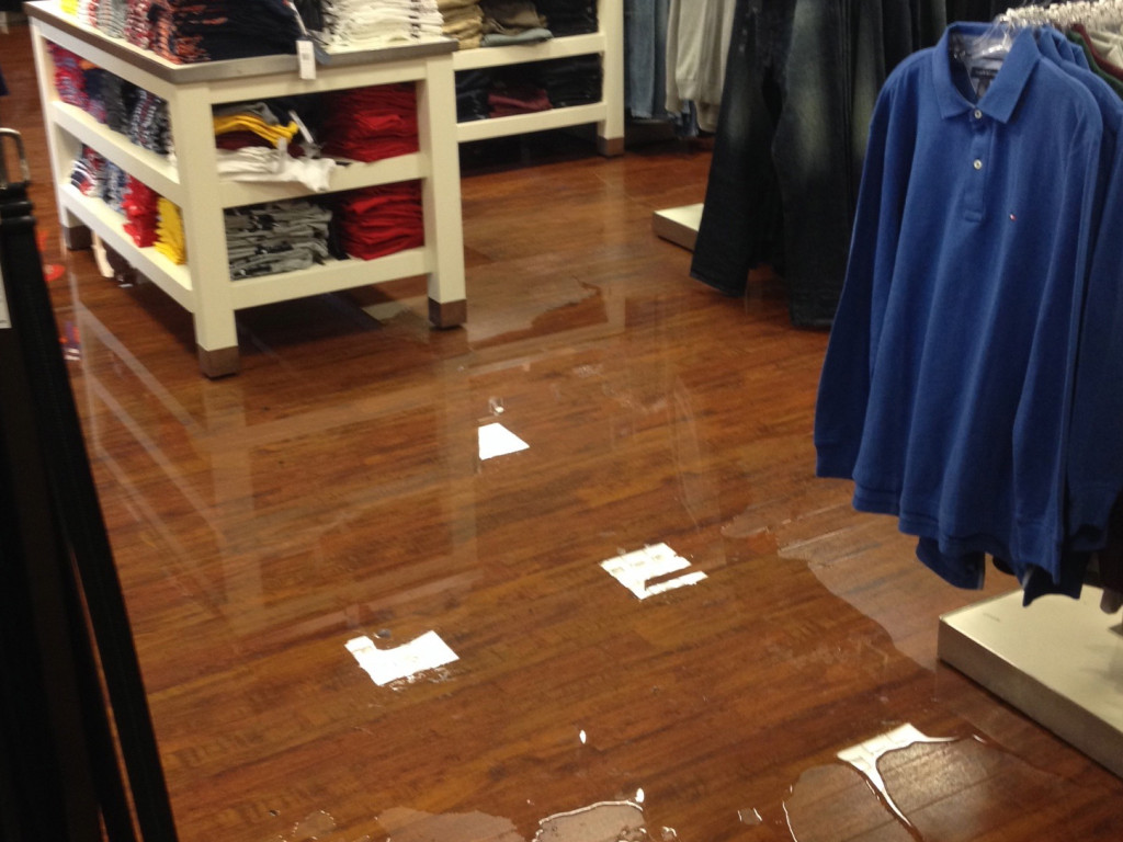 Flooded-Retail-Store